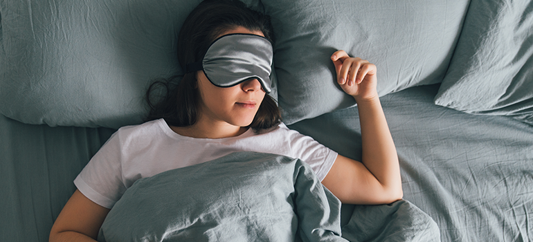 get more sleep in the new year
